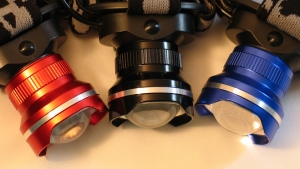 The Lighthouse Beacon 1000 (LHB-1000) comes in 3 colors
