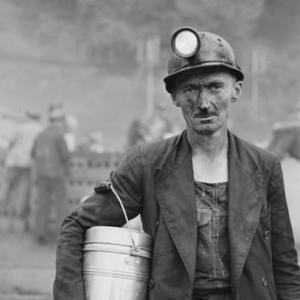 Old Miner Headlamp
