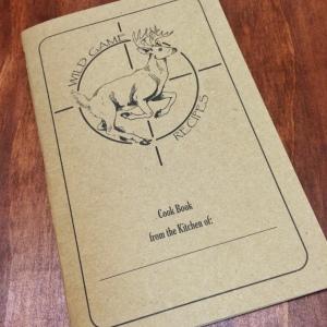 Wild Game Recipe Book